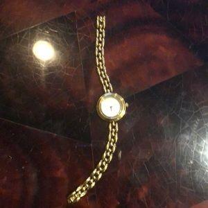 Authentic Gucci bezel watch